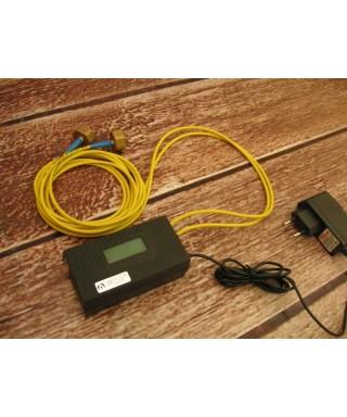 Termometr precyzyjny z sondami DS