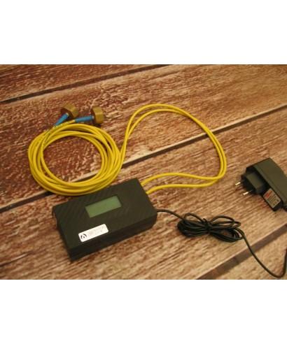 Termometr LCD z rozdzielczością 0.01C
