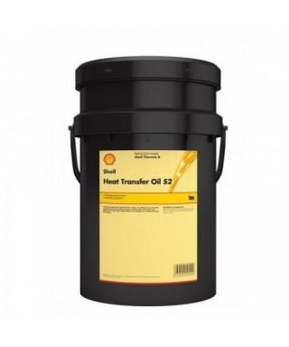 Shell Heat Transfer Oil S2 for jacketed boilers