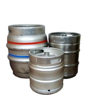 Keg type boiler 30/50l/100l
