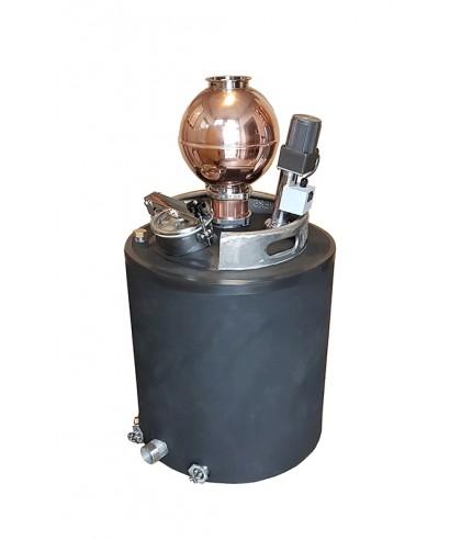 Zbiornik z płszaczem olejowym