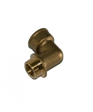 "1/2"" brass elbow"