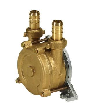 Brass drill-pump