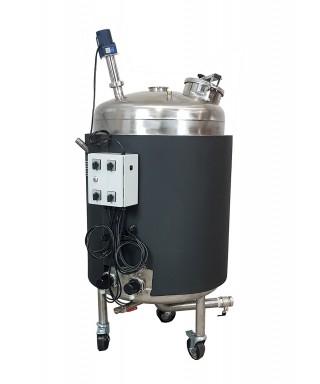 350l oil- jacketed boiler